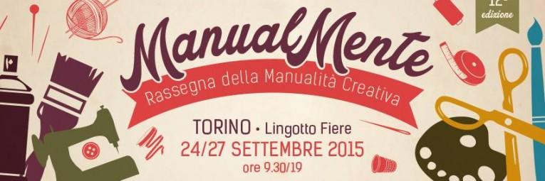 MANUALMENTE Rassegna della manualità creativa Мероприятия Турина в июне 2015