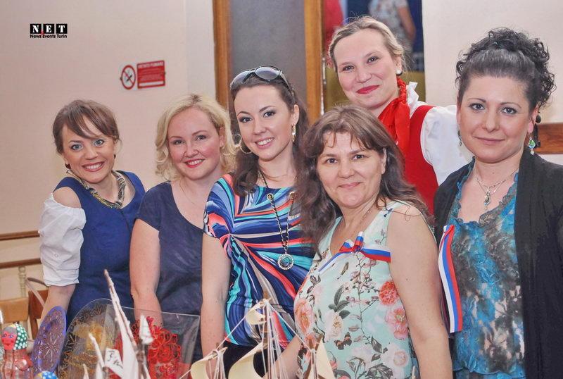 Русский фестиваль в Турине Италия 2015