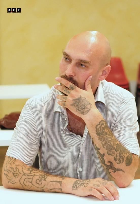 Nicolai Lilin Torino Nichelino