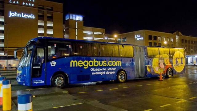Мега автобус в Италии по низкой цене Megabus Torino