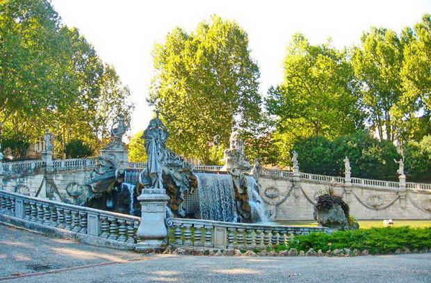 Романтическое место в Турине