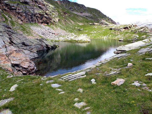 Lago delle Rocce Torino