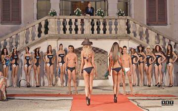 Вся летняя итальянская мода Турин фото видео