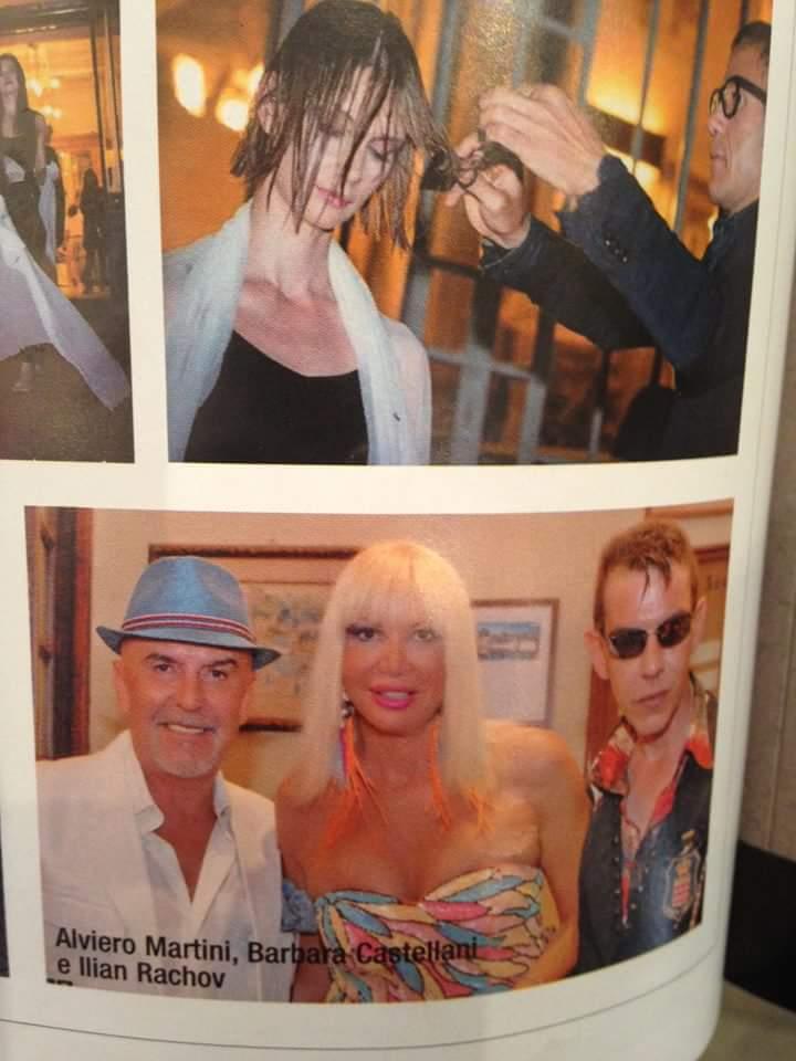 Torino Magazine - News Events Turin Serghei Kaushka Foto