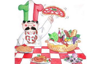 Турин кухня Пьемонта Италия где покушать