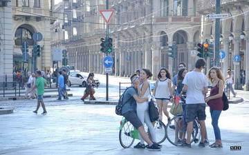 Гуляя по улицам итальянского Турина – Фото.