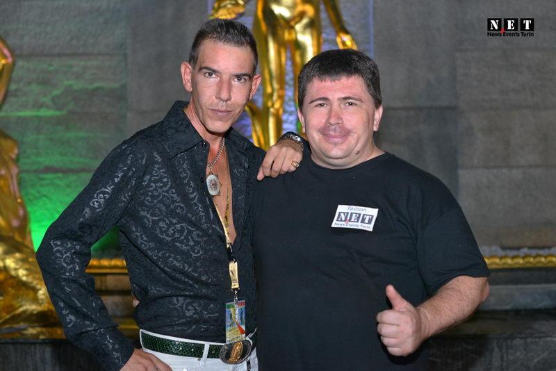 Kaushka Photography casting per Victoria's Secret Golden Palace Torino con Ilian Rachov Versace
