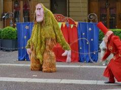 Русский детский фестиваль в Турине, театр из Санкт Петербурга