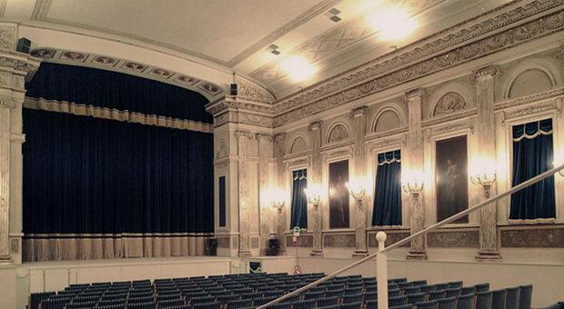 Театры Турина с описанием и фото Gobetti