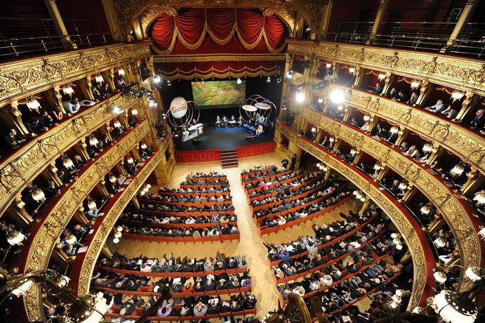 Театр Каринано в Турине полное описание Все Театры Турина