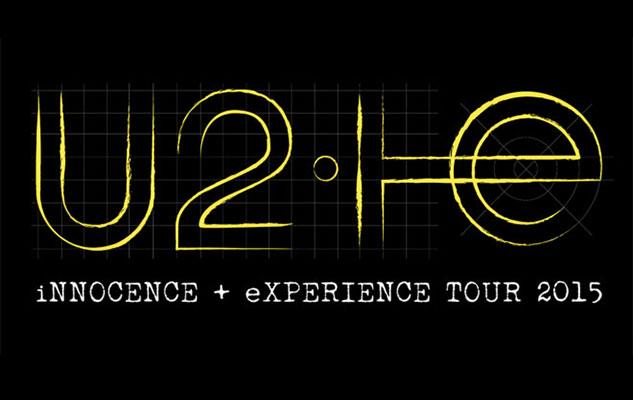 Концерт U2 в Турине Италия