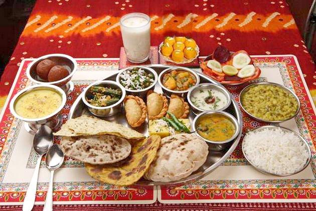 Индийский ресторан в Турине кухня Индии