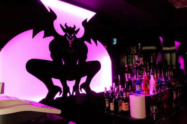 Дом демонов аргентинский ресторан Турине