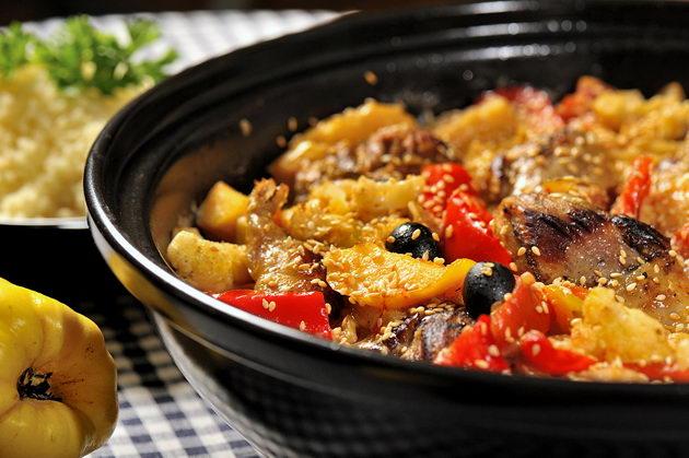 Марокканская кухня в Италии Турине кухня