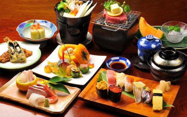 Японская кухня в Турине ресторан суши