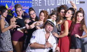 Мода Италия фотошутинг в Pick Up Torino