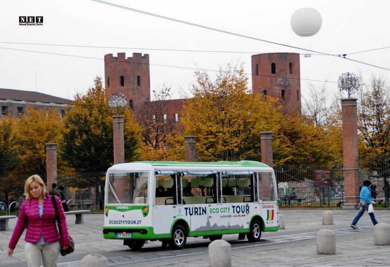 Турин ворота города Porta Palatina