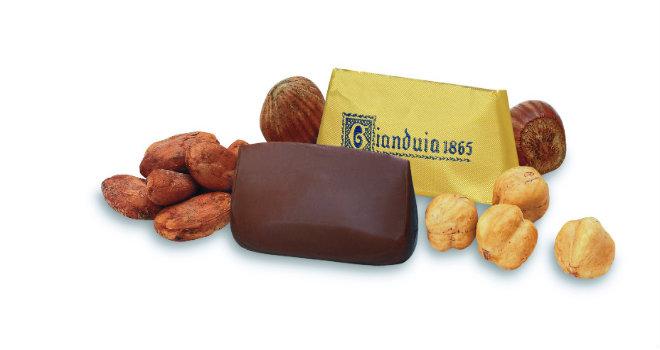 Знаменитые конфеты Турина Джандуётто