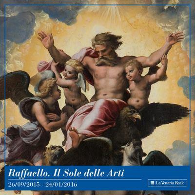 Выставка Рафаэля в Турине