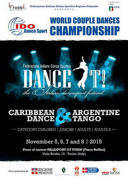 Карибские танцы и аргентинское танго Турин