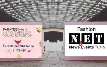 Paratissima 2015 Torino ParaFashion foto video