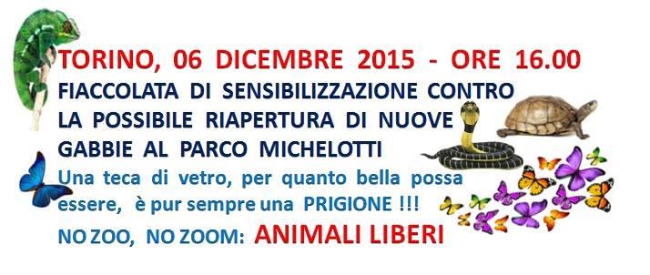 Защитники животных в Турине вышли против зоопарка