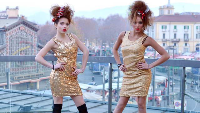 Модное событие на Рождество в Турине