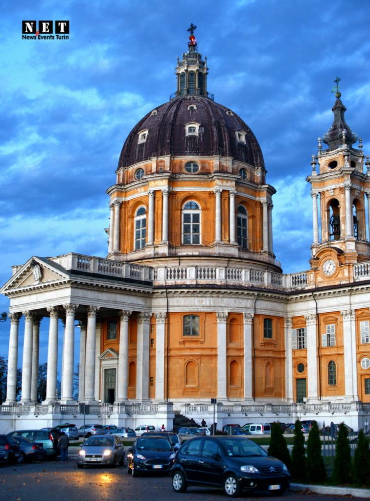 Что посмотреть в Турине Суперга Basilica-Superga-Torino