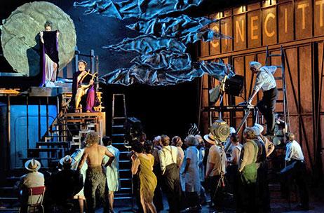 Театры Турина и афиши на 2016