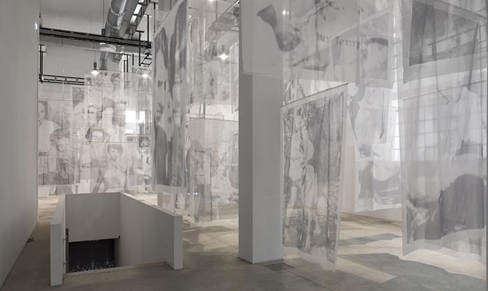 "Christian Boltanski Выставка в Турине ""Dopo"""