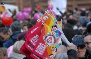 ЛГБТ и защита традиционной семьи в Италии Турин