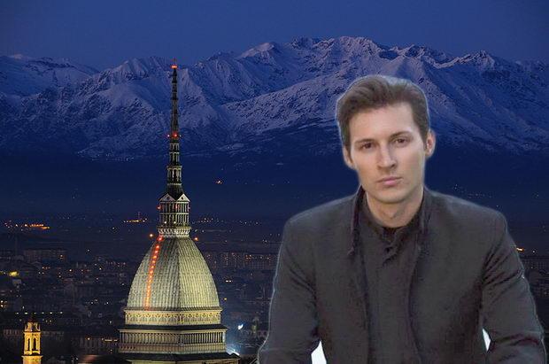 Русский Цукерберг Павел Дуров вырос в Турине Италия