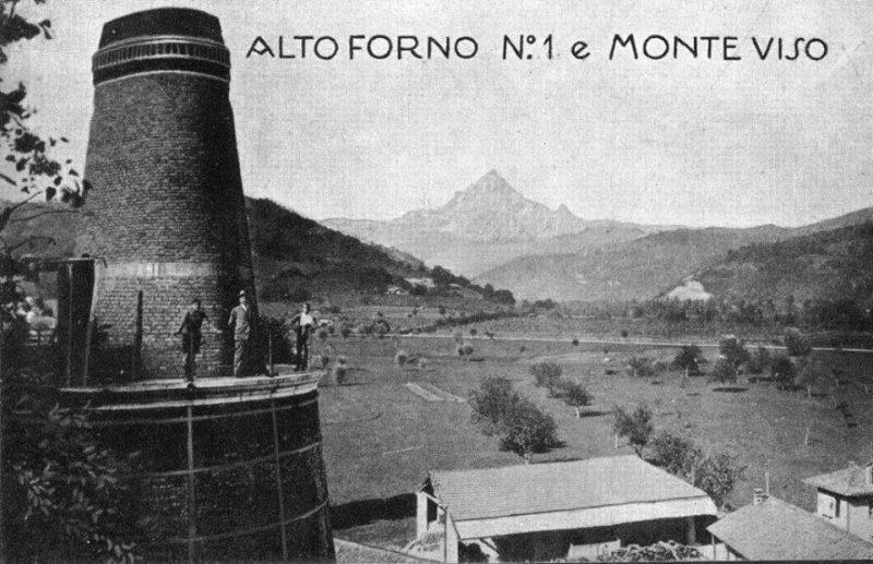 Старые фотографии Турина Пьемонта