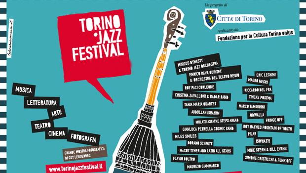 Фестиваль джаза в Италии Турине 2016