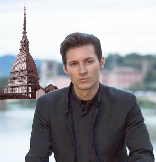 Интервью Павел Дуров Турин Италия Telegram Vkontakte Pavel Durov