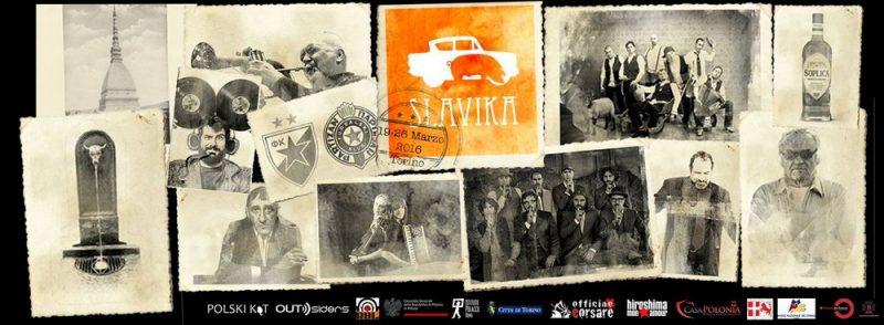Фестиваль славянской культуры в Турине