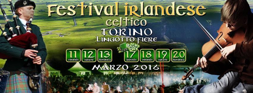 Ирландия в Италии фестиваль Турин Линготто