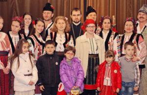 """Moldoveni din Torino - """"Șezătoarea bădantelor"""""""
