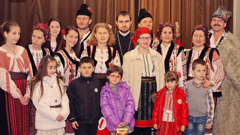 Moldoveni din Torino — «Șezătoarea bădantelor»