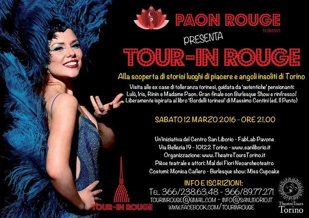 Марш проституток по Турину