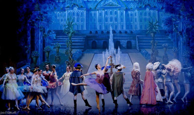 Танцоры звезды мирового балета Александр Стоянов и Екатерина Кухар Италия
