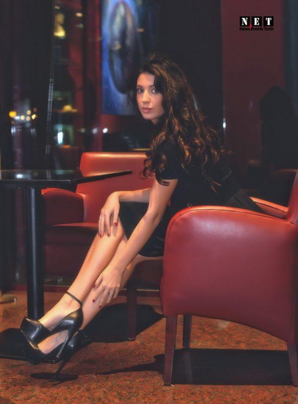 Claudia Burato miss toro granata 2015