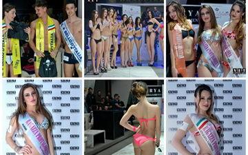Звездный конкурс красоты для парней в Италии.