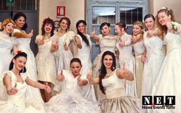 Невесты Мисс Торо Граната Турин Италия