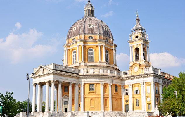 5 достопримечательностей в окрестностях Турина Базилика ди суперга