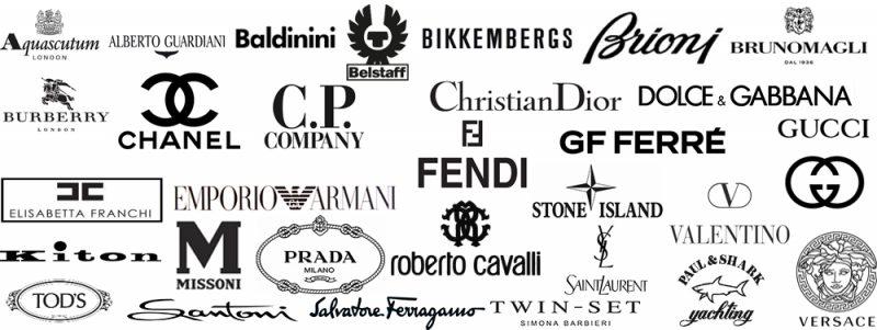 Итальянские модные бренды это большой плюс Италии
