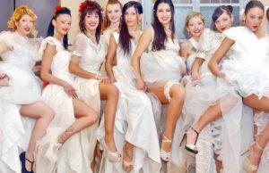 Модели футбольного клуба Toro конкурс красоты в Турине!
