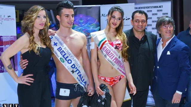 Самый красивый в Италии - Звездный конкурс красоты для парней в Италии
