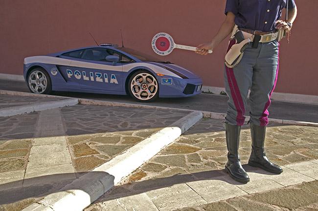 Итальянские штрафы на дорогах и не только