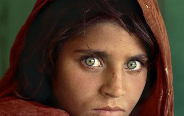 Стив МакКарри — один из крупнейших мастеров современной фотографии